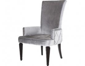 Tall Back Armchair